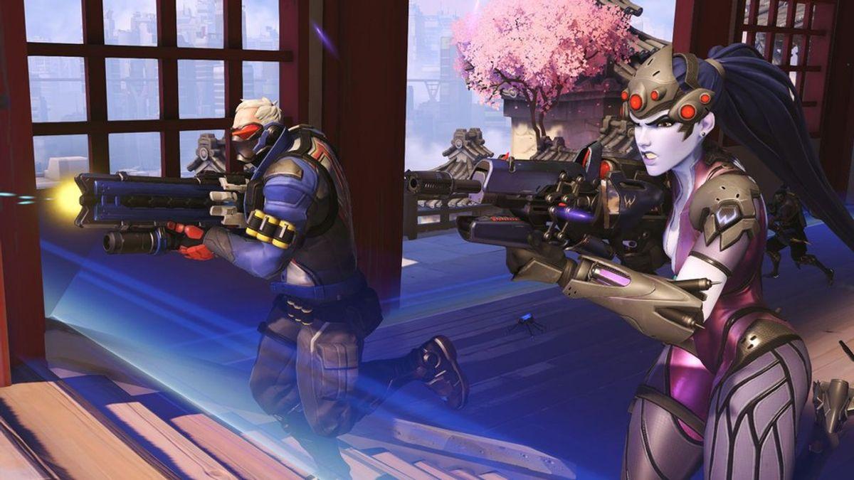 Overwatch and Teamwork