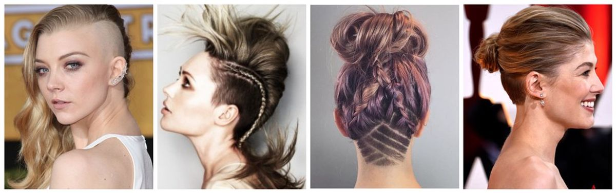 Things You Should Know About Undercuts