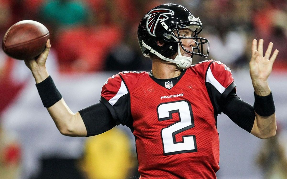 A Love Letter to The Atlanta Falcons