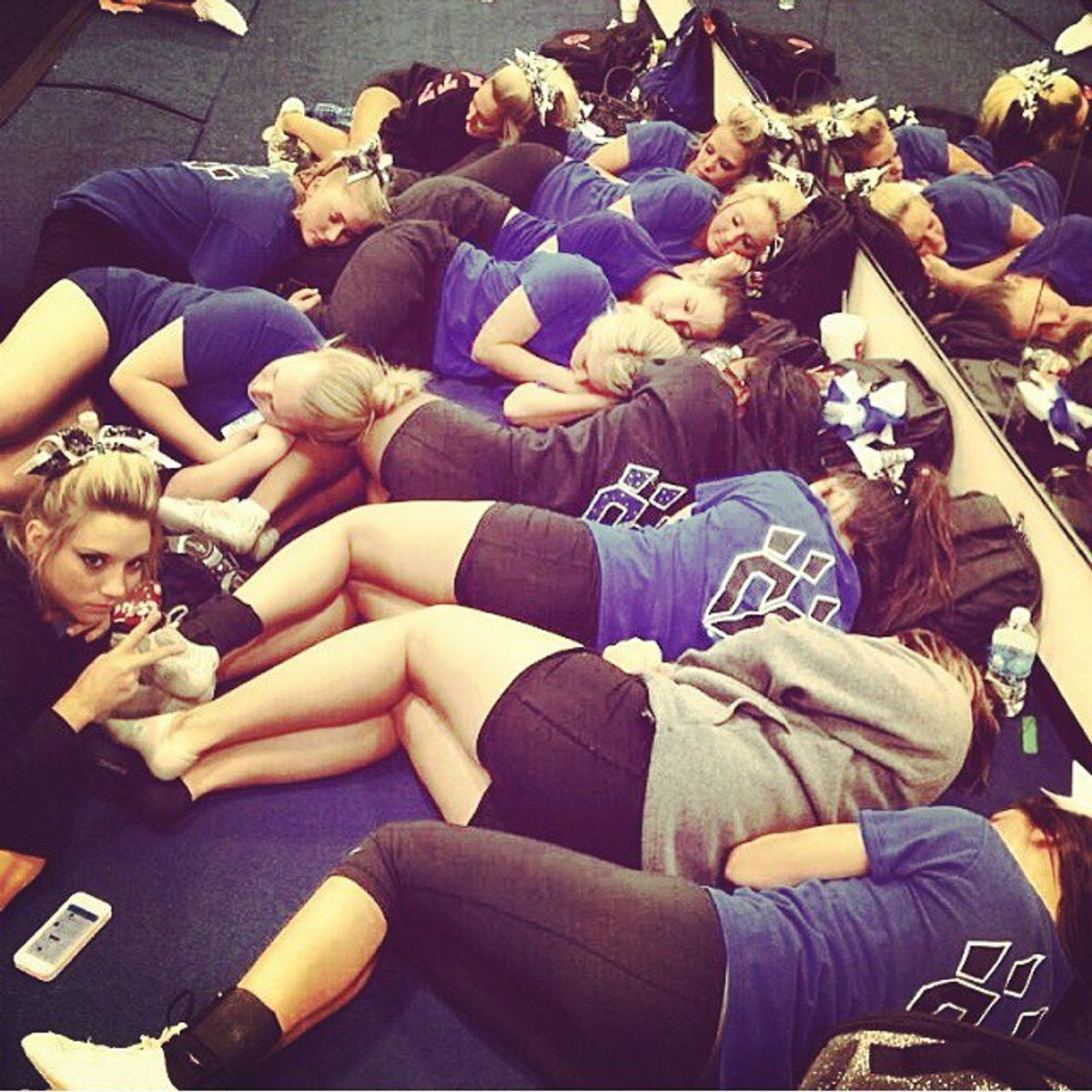 20 Reminders That You Are A Retired Cheerleader