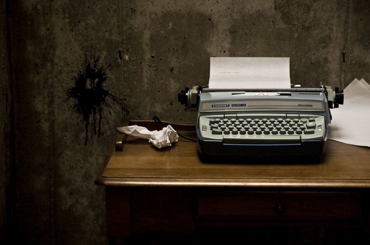 25 Writing Prompts To Knock Out Writer's Block
