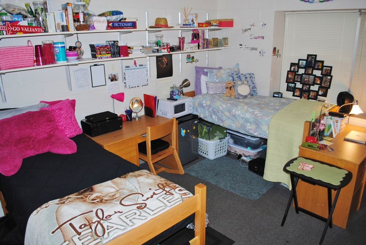 A Goodbye Letter To Dorm Life