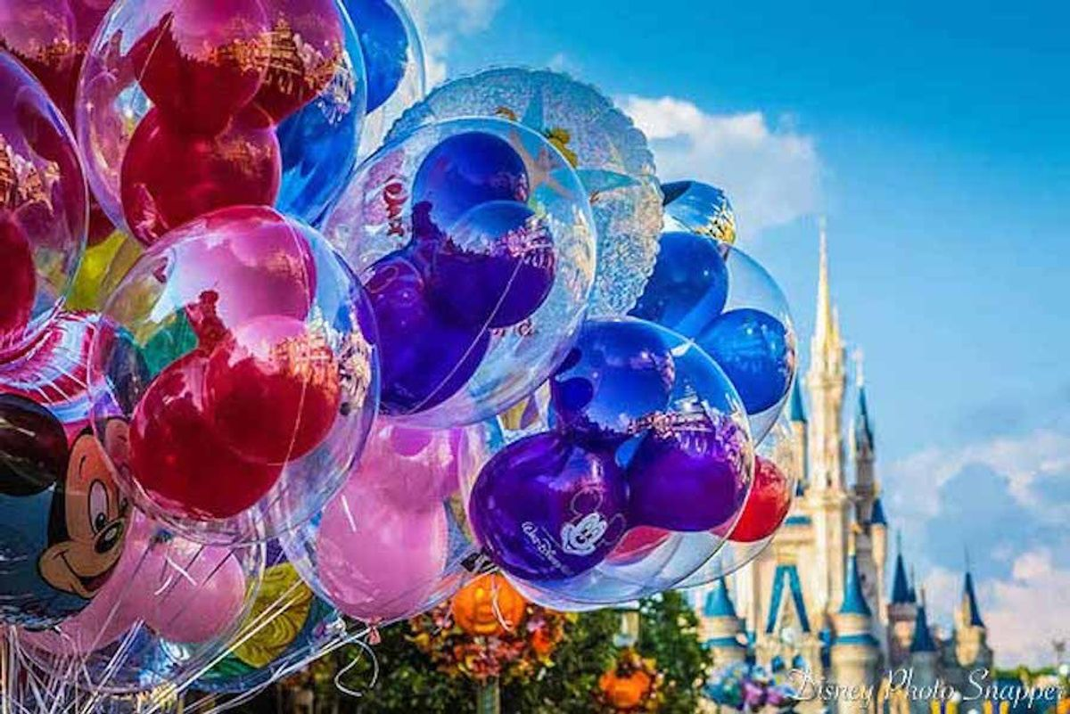 A 20-Year-Old's Love For Disney Explained