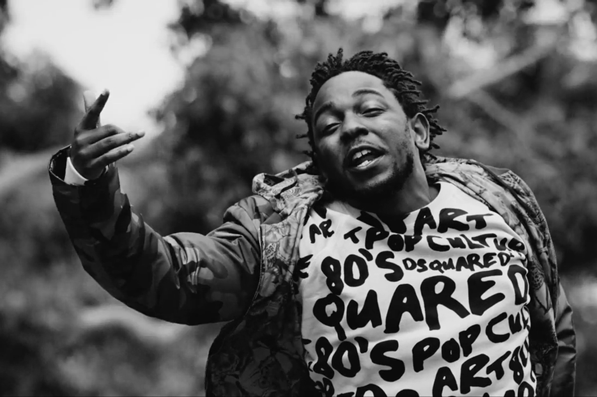 Advice for the Next Four Years from Kendrick Lamar