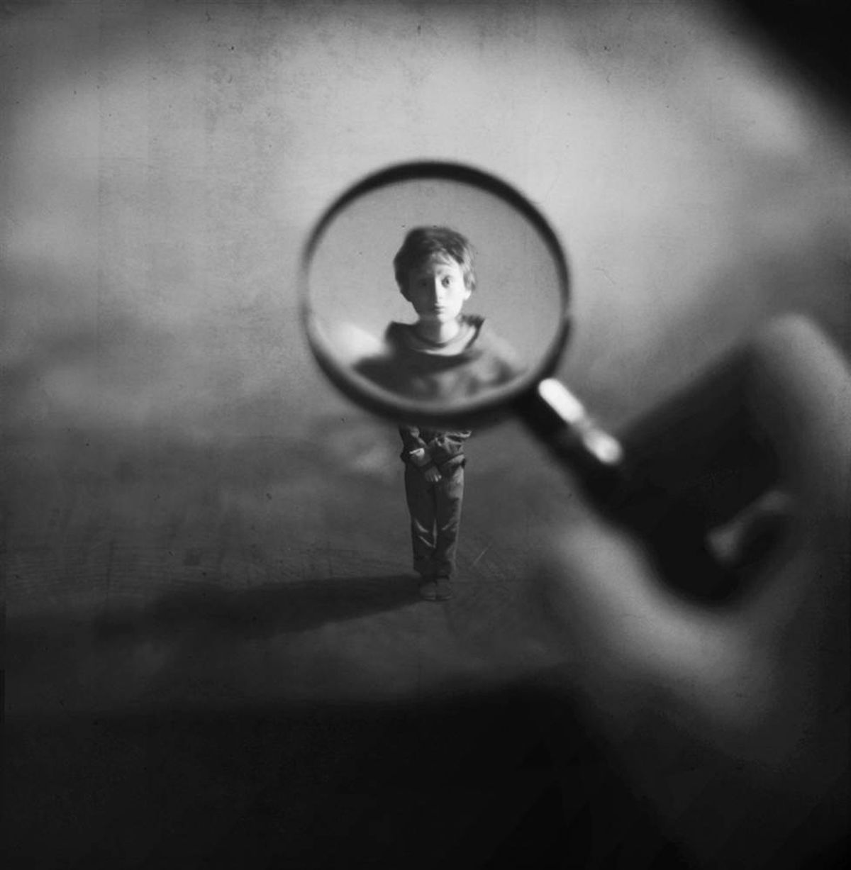 To Whom You Magnify