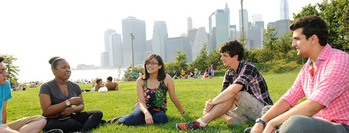 Adelphi Students: Live, Learn And Intern In NYC