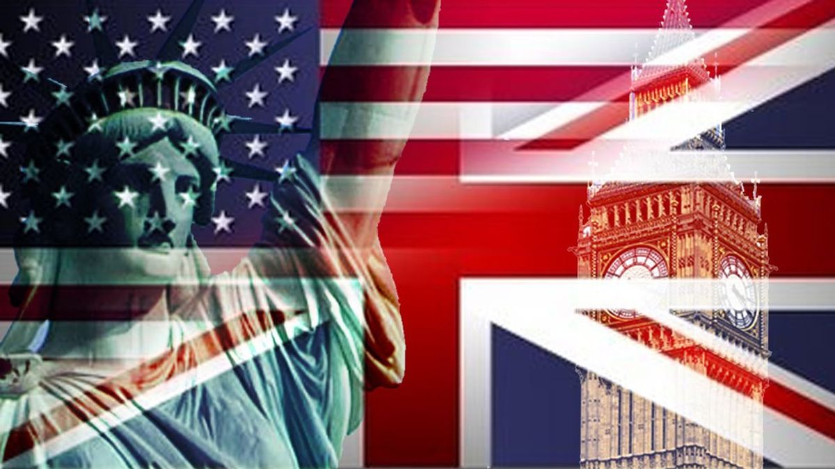 The Ultimate Culture Clash: Great Britain Versus The United States