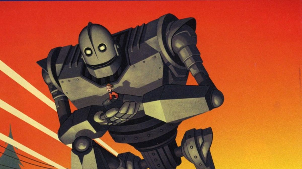 Iron Giant Review But Told With The Details I Remember From 10 Years Ago