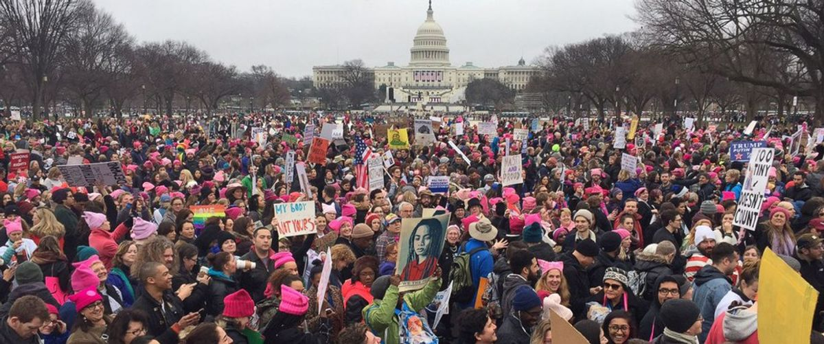 "Women's March: ""But What Does it Accomplish?"""