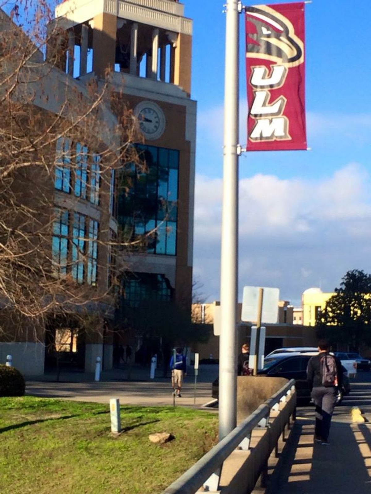 10 Reasons Why I'm Proud To Be A ULM Warhawk