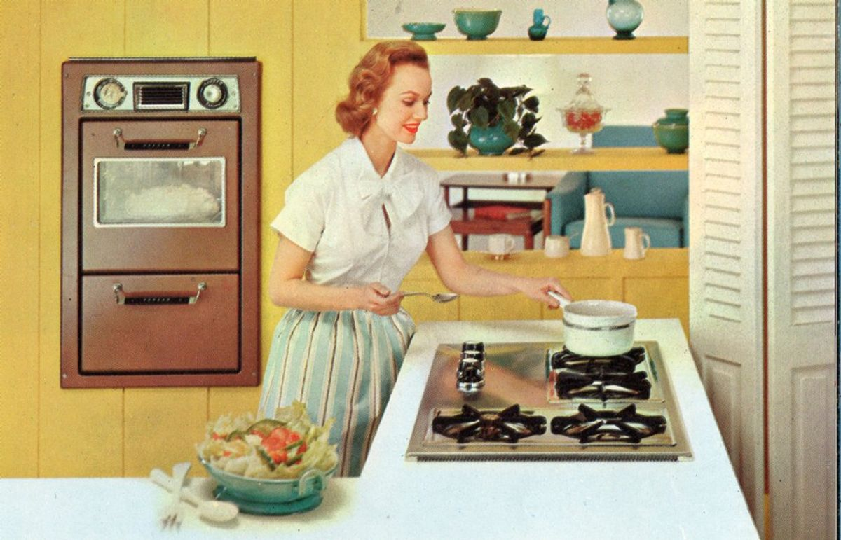 Why I Could Never Be A Housewife