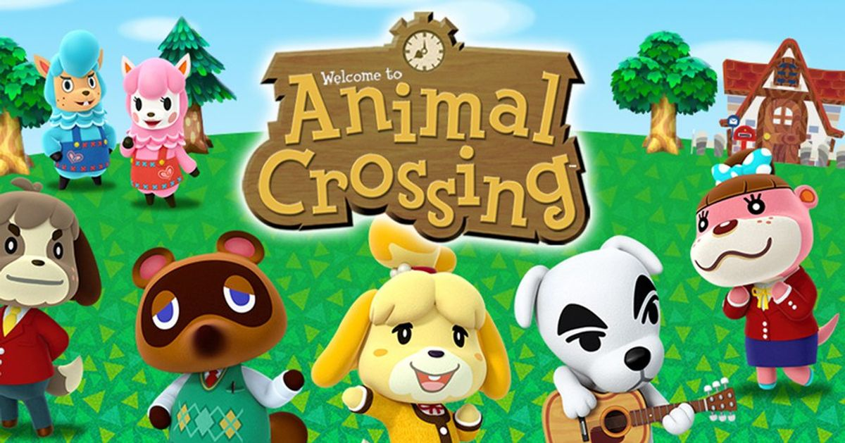 My Definitive Ranking Of Animal Crossing Games