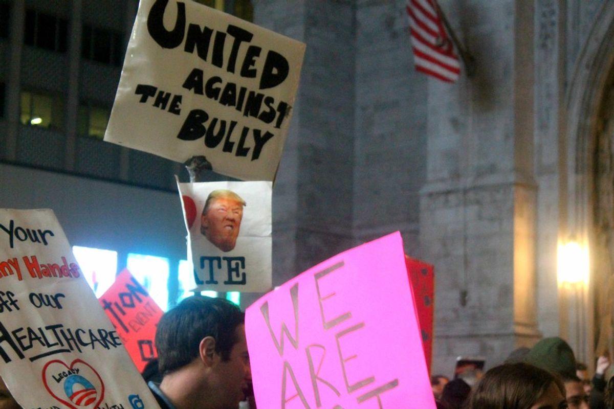 Copiague Teachers Under Massive Fire for Kneeling During Pledge