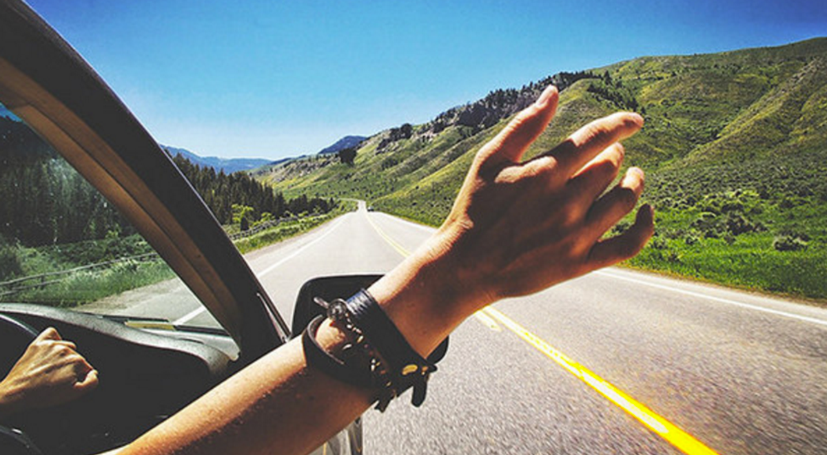 Six Reasons To Take A Road Trip With Your Best Friend