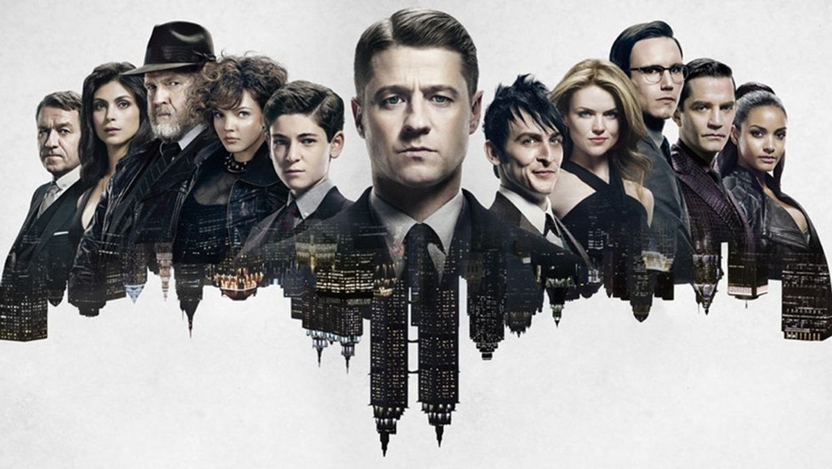 The Job Hunt, According To Gotham