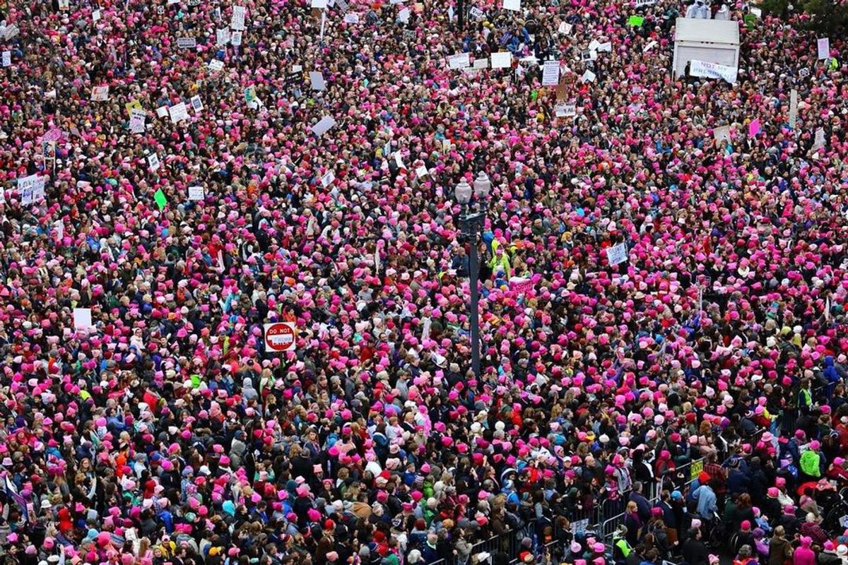 The Women's March Was About More Than Trump