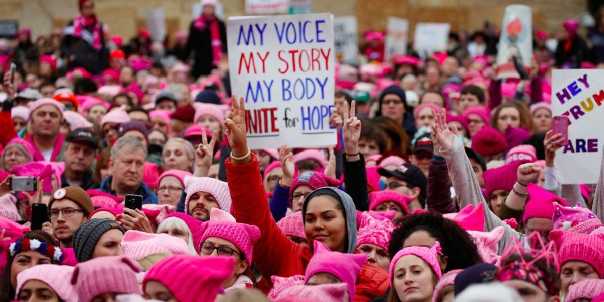 The Problem With Pink Pussyhats