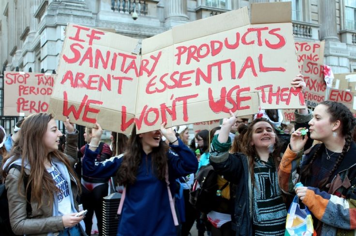 No, Our Tampons And Birth Control Shouldn't Be Free