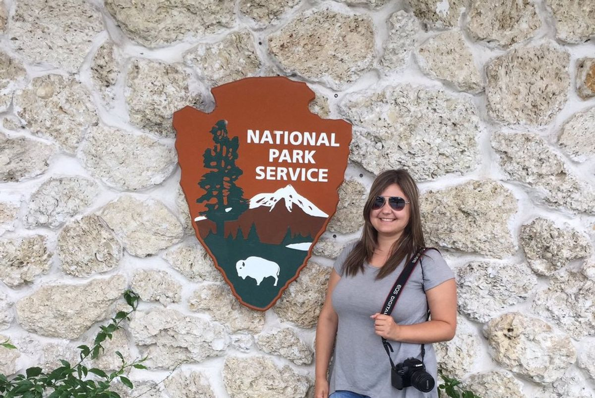 A Letter To The President Regarding The National Park Service