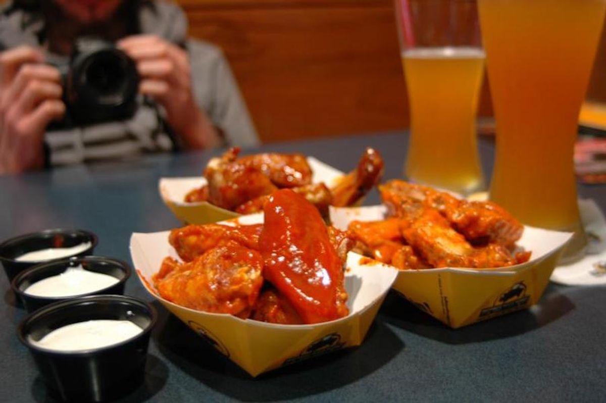 Definitive Ranking Of Buffalo Wild Wings Sauces