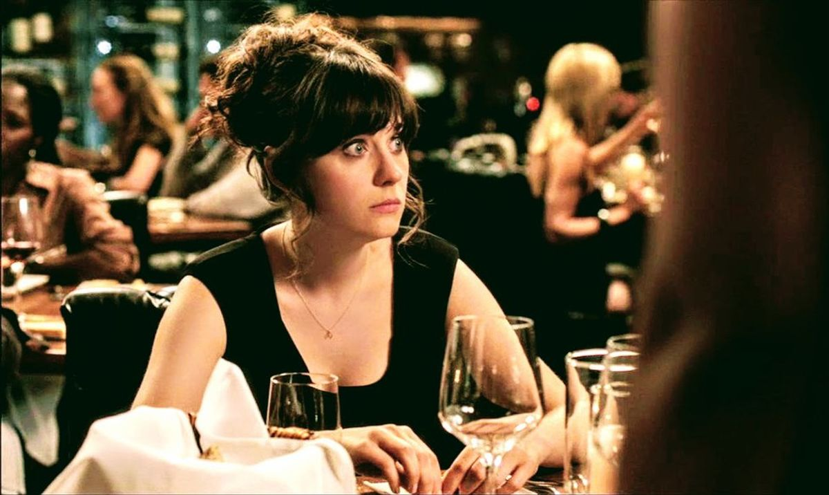 13 Thoughts You Have While Going On A First Date