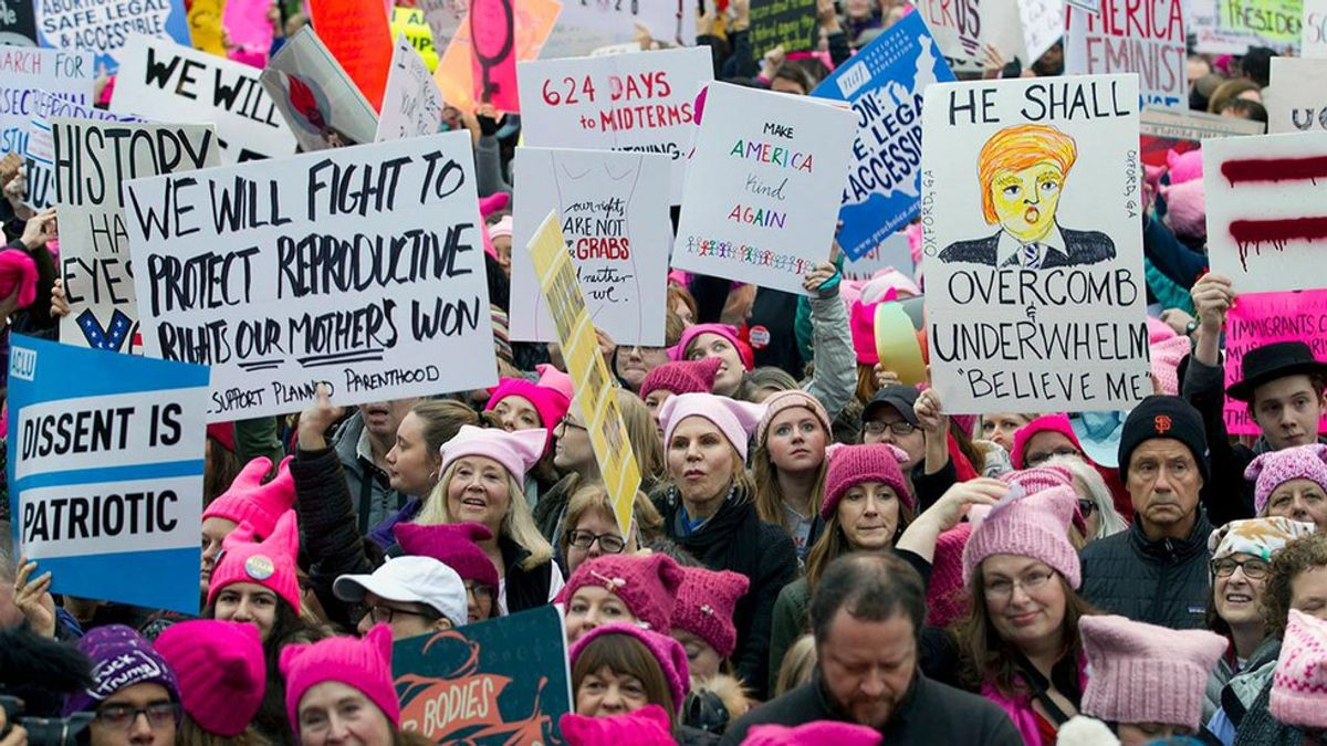 Everything Wrong With the Womens March