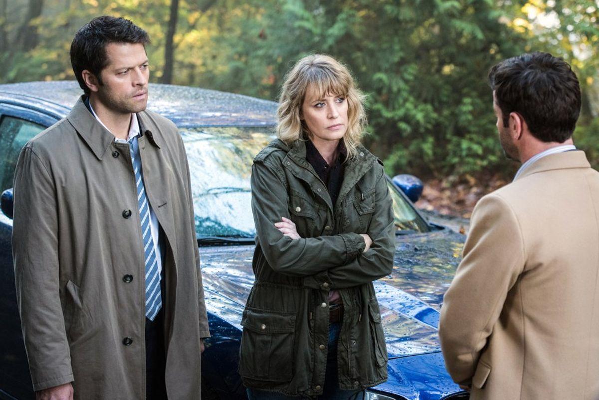'Supernatural' Review: First Blood