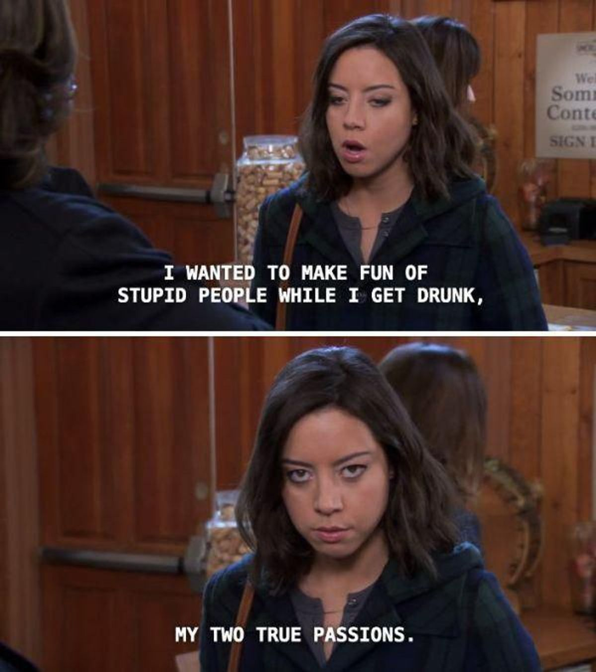 10 Times You Were Actually April Ludgate