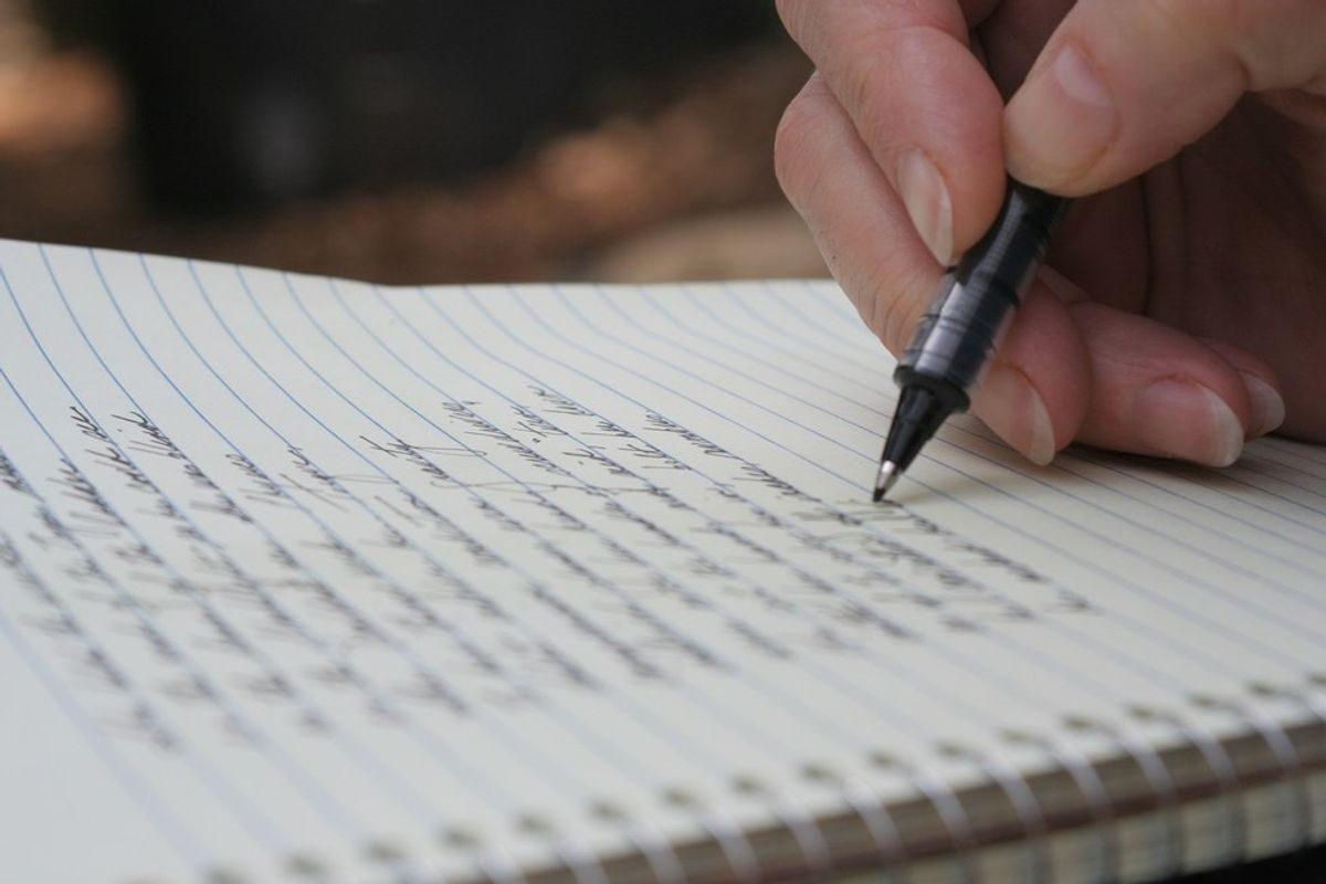 Reflecting On My Old Writing