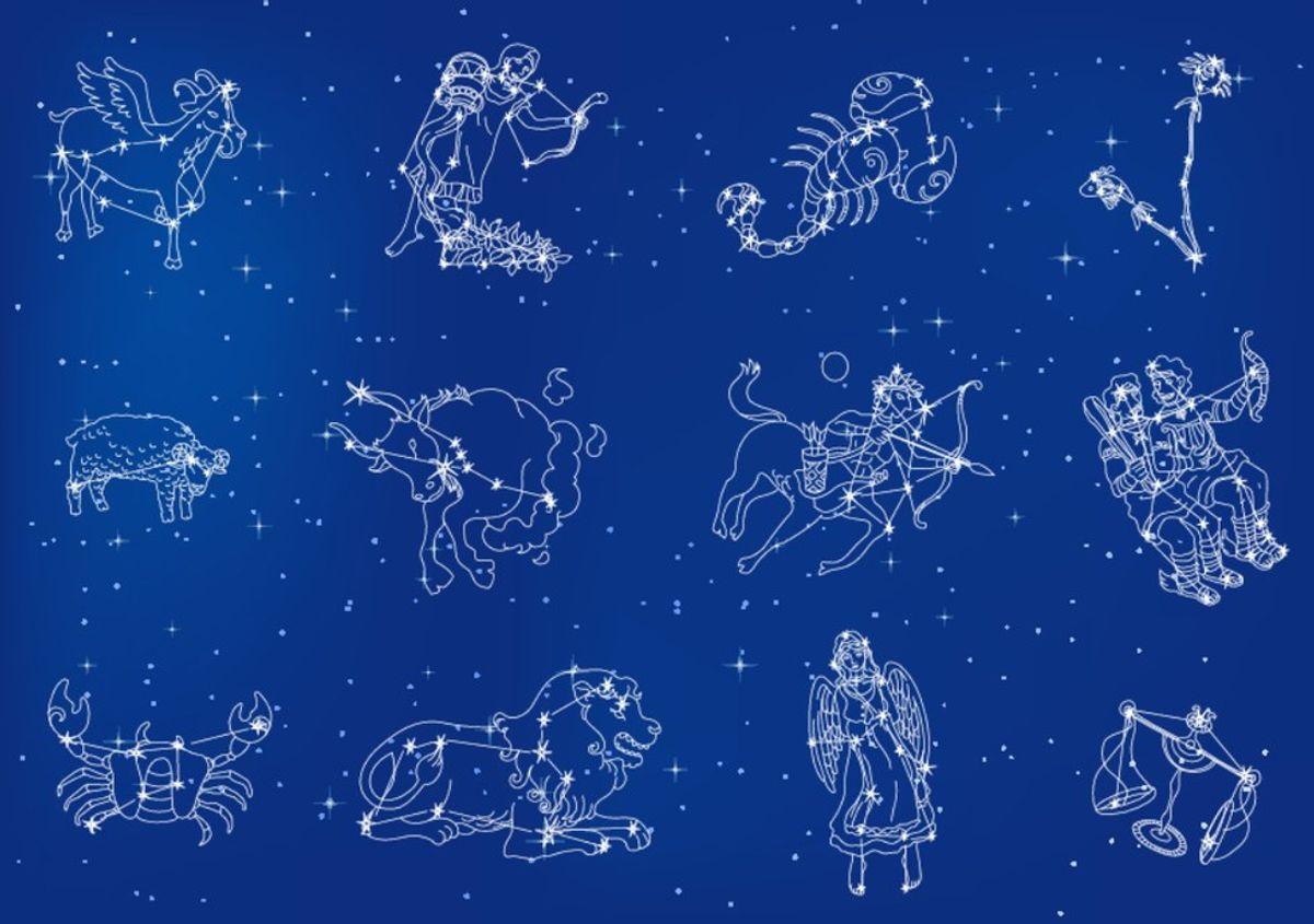 Zodiac Characteristics