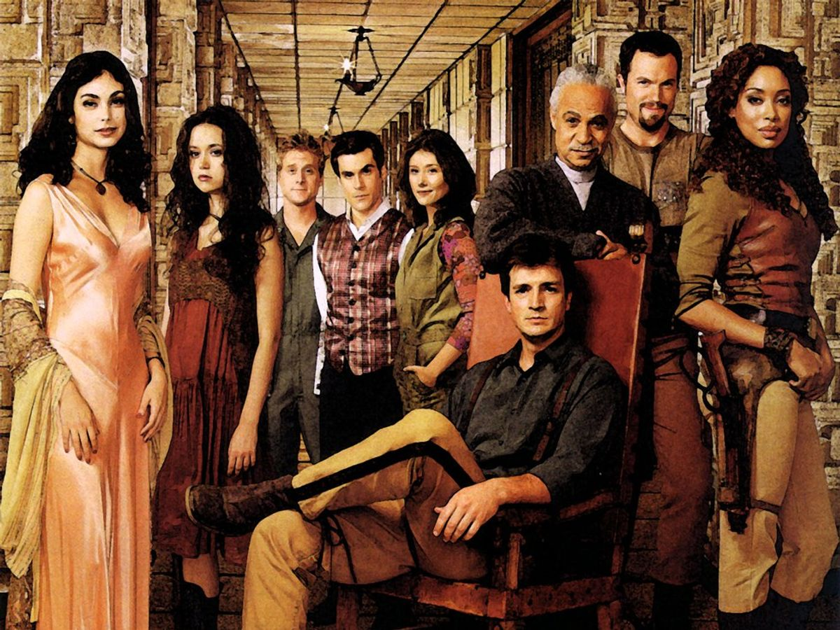 """12 Reasons to Watch """"Firefly"""""""