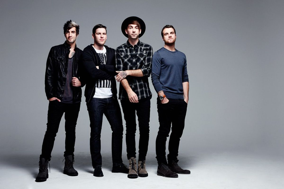 5 Reasons You Should Love All Time Low
