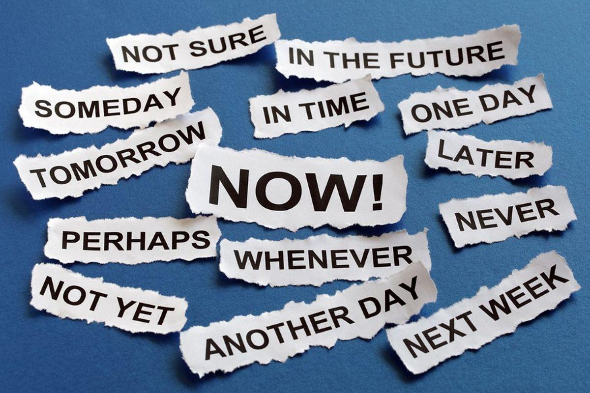 17 Things Every Procrastinator has Said
