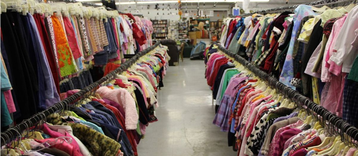 5 Reasons To Donate To Thrift Stores