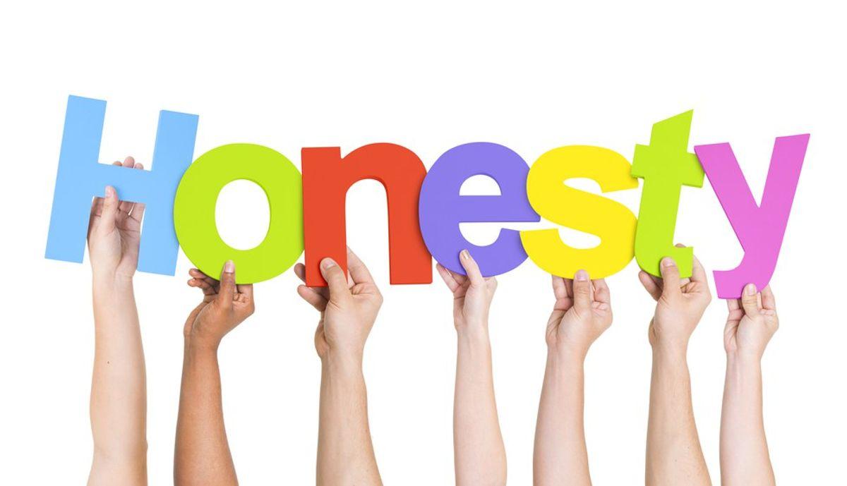Honesty: The Key to Success