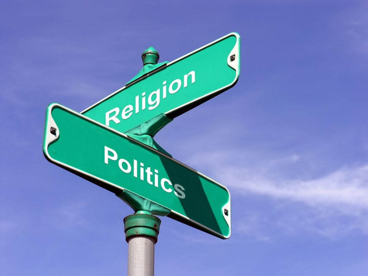 How To Align My Political Views With My Religious Beliefs