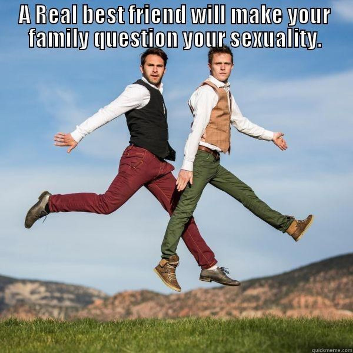 19 Signs You're In An Unstoppable Bromance!