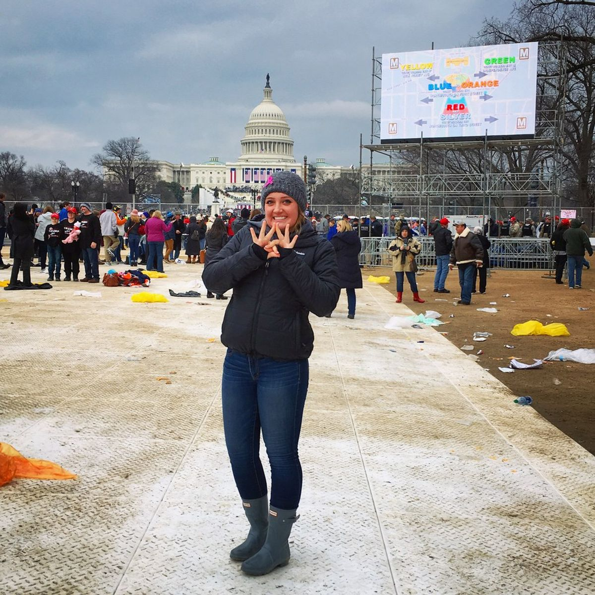 Presidential Inauguration: What The Media Doesn't Show You