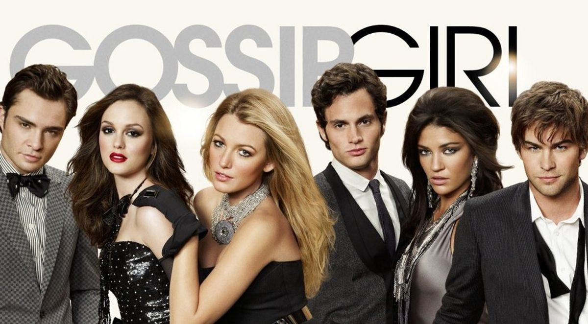 """College As Told By """"Gossip Girl"""""""