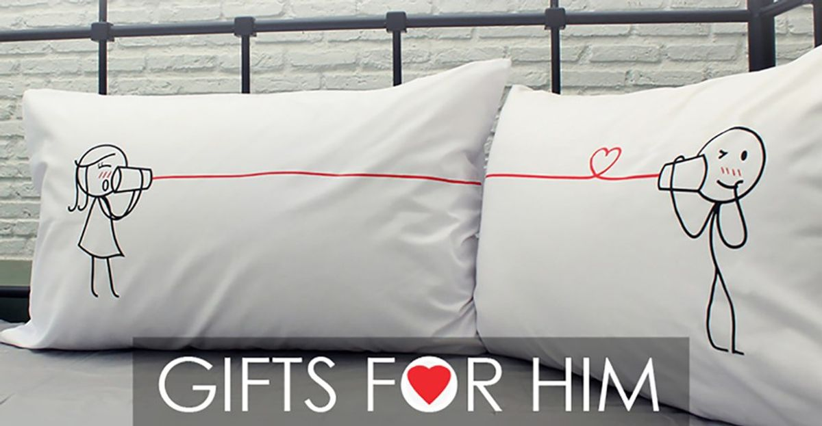What To Get Him This Valentine's Day