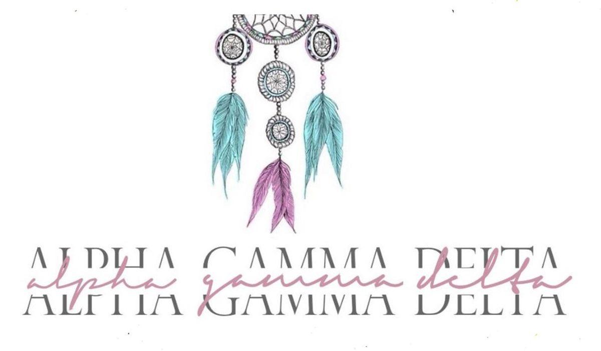 Alpha Gamma Delta Live With Purpose