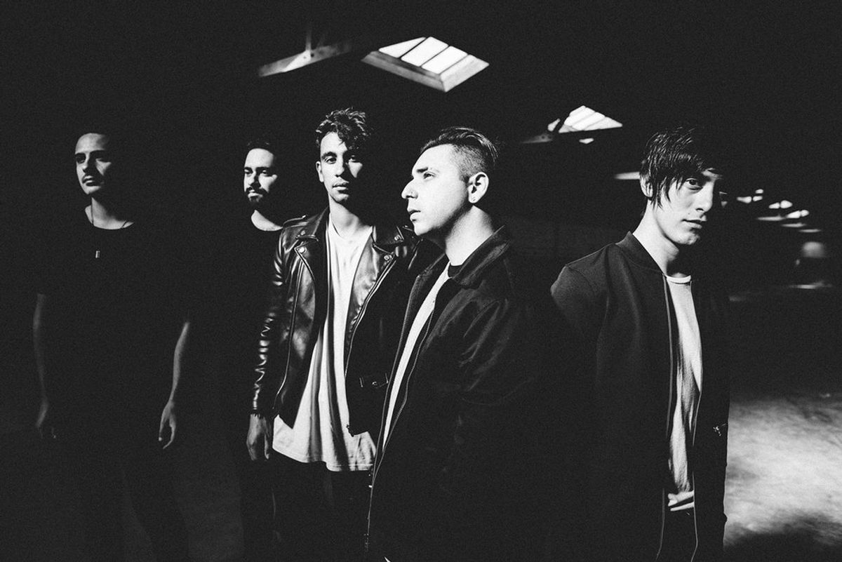 Palisades Drop Electronic Elements, Add Darker Lyrics