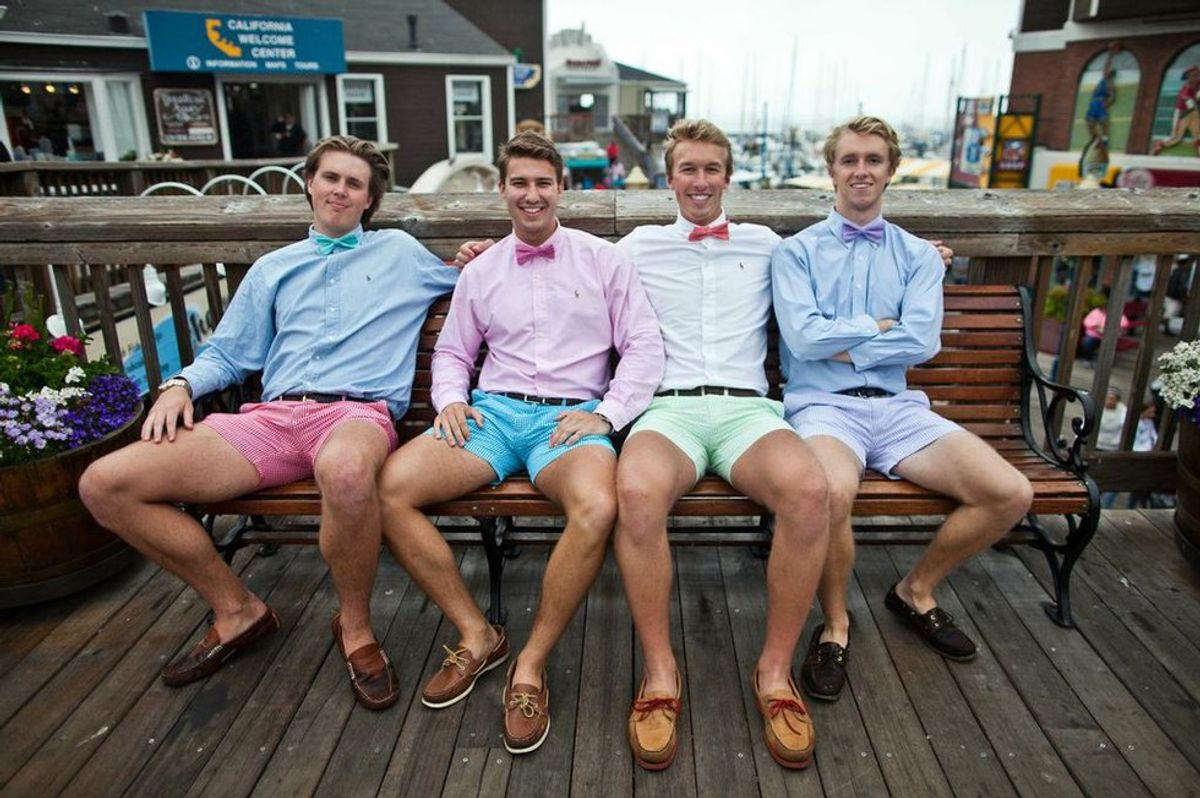 The 23 Frattiest Guy Names And What They Say About Each Guy
