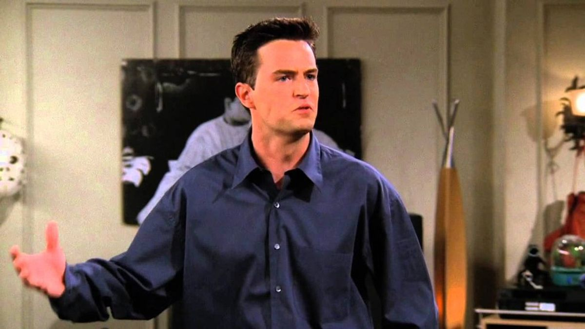 15 Times Chandler Bing Perfectly Described Us All