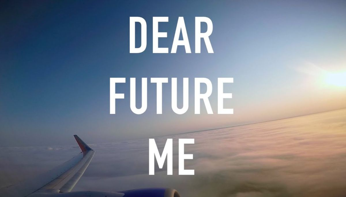 A Letter To The Future Me