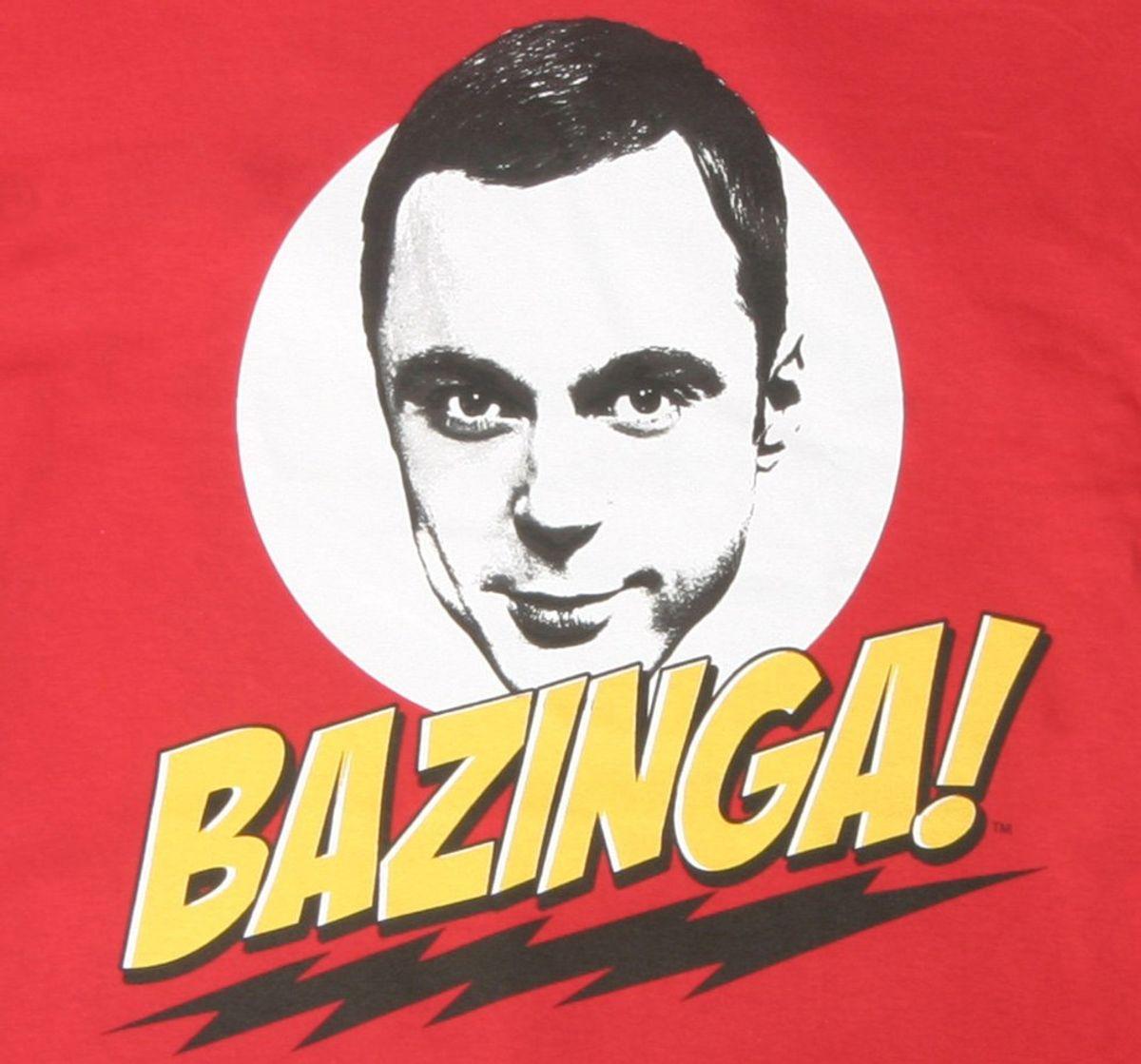 Sheldon Cooper Is Us