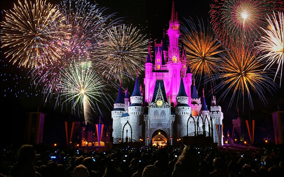7 Reasons One is NEVER Too Old For Disney World