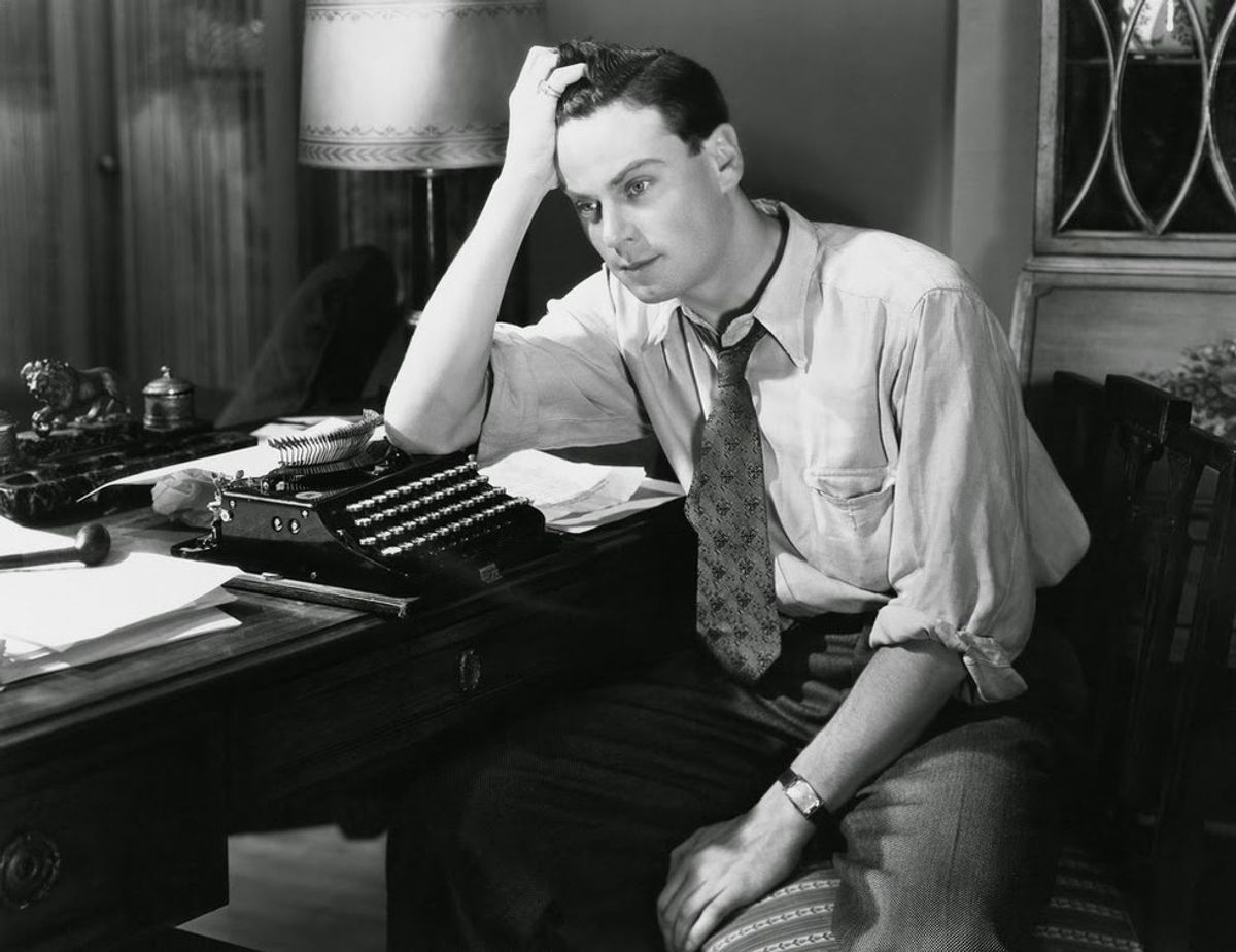 10 Things to Write About When You Have Writer's Block