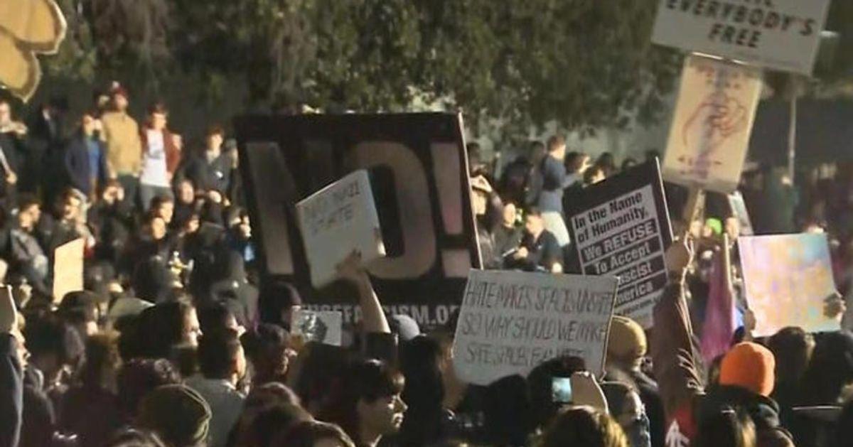 Peaceful Protesting And U.C. Berkleley