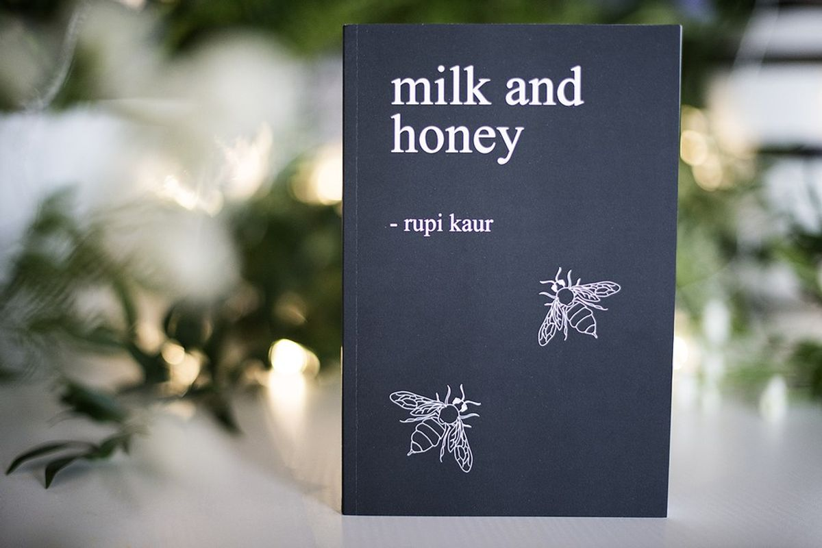 The 10 Best Poems In Rupi Kaur's Milk And Honey